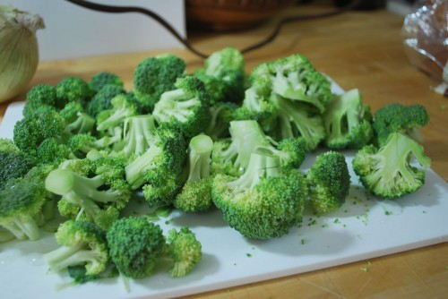 Broccoli is easy and tastes great in this recipe