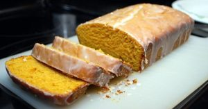 Glazed Pumpkin Loaf