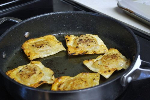 This was about the third batch that we fried.  Totally delicious.