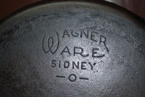 Wagner Ware Sidney