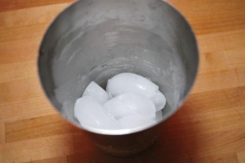 Fill with ice