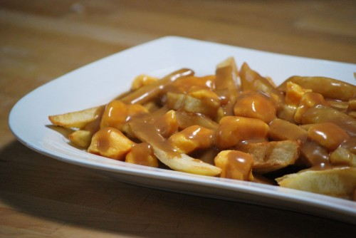 Look at that gravy goodness!!