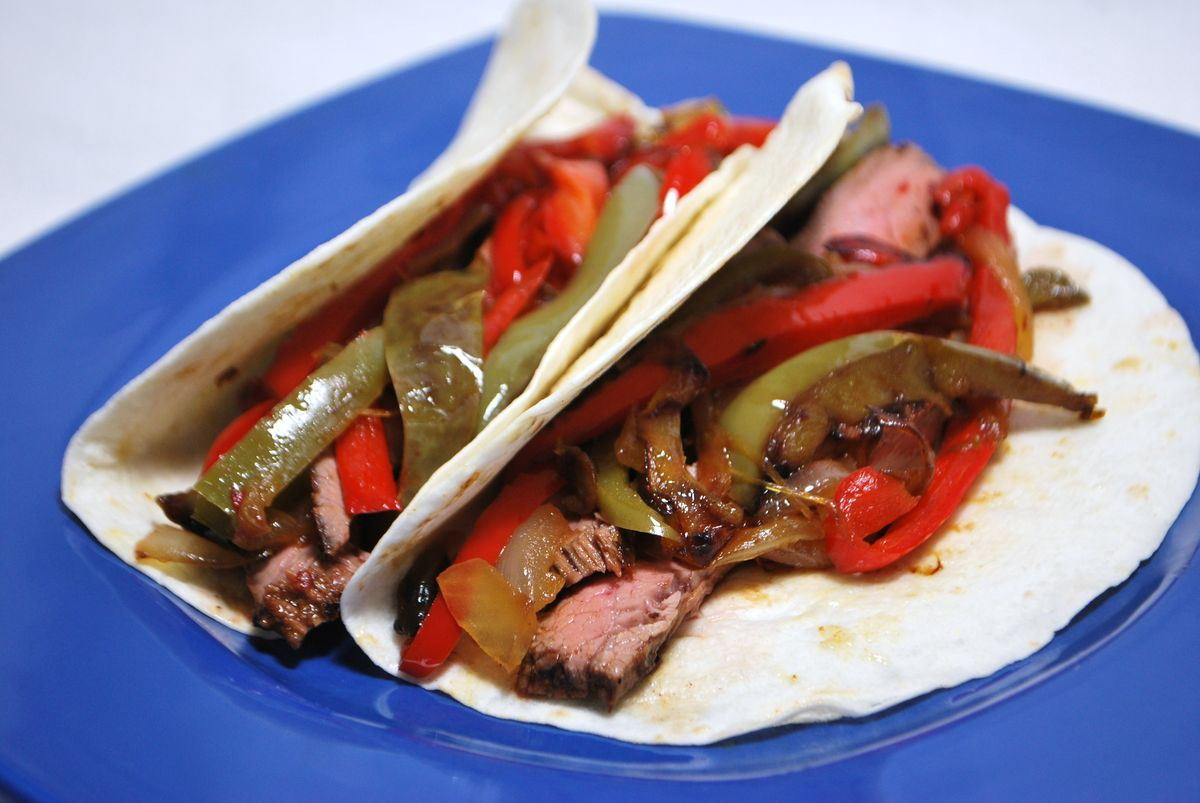 Steak Fajitas - SavoryReviews by Rex BBQSavoryReviews by Rex BBQ