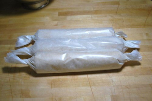 Wrap it up and refrigerate or freeze for up to 2 months