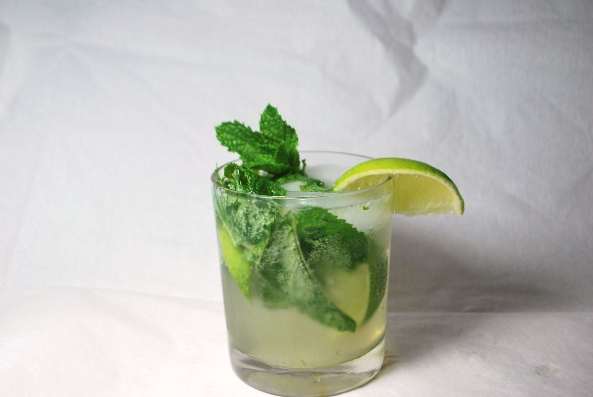 It is still Summer to me - Try a Mojito!! - SavoryReviews
