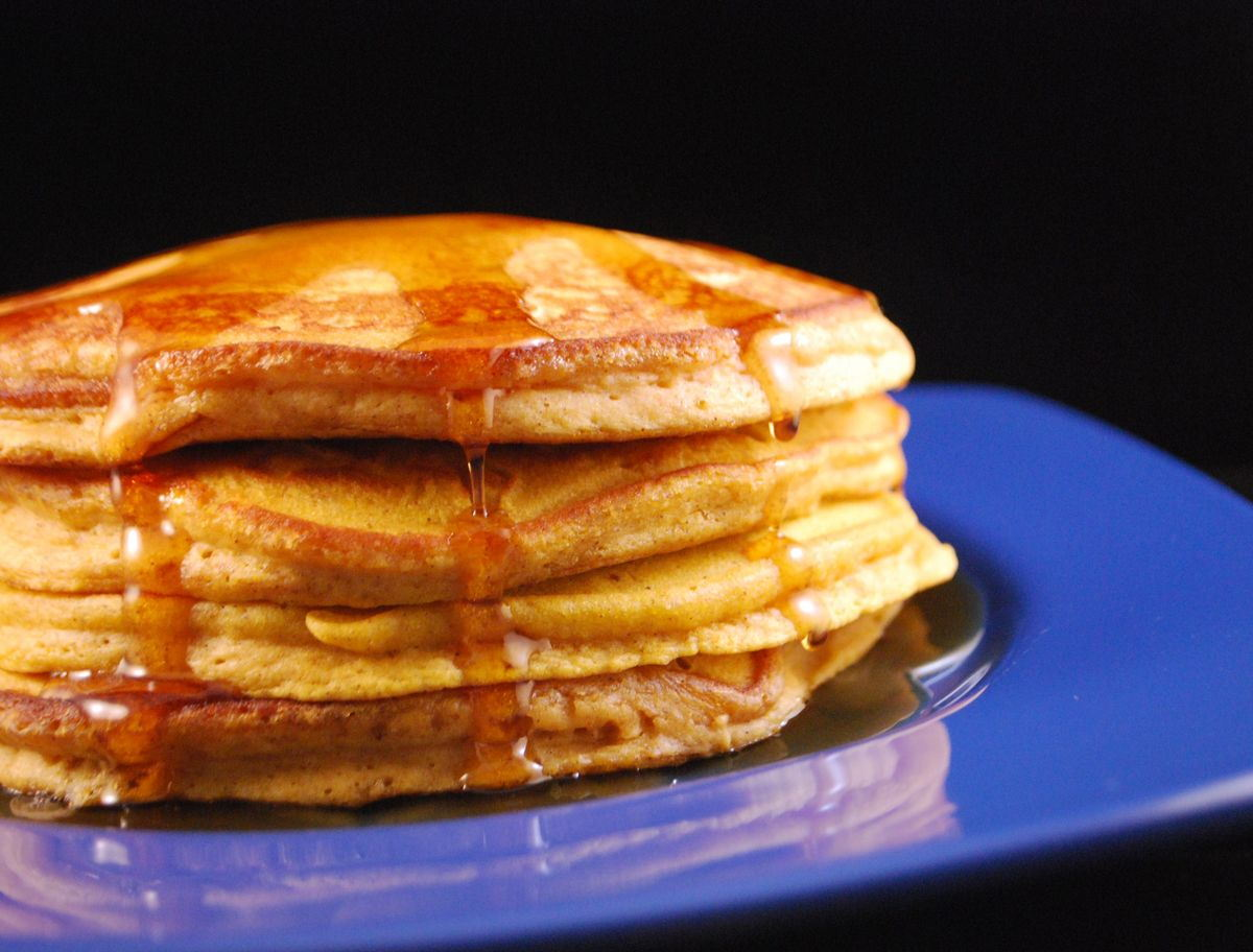 Pumpkin Pancakes - SavoryReviews by Rex BBQSavoryReviews by Rex BBQ