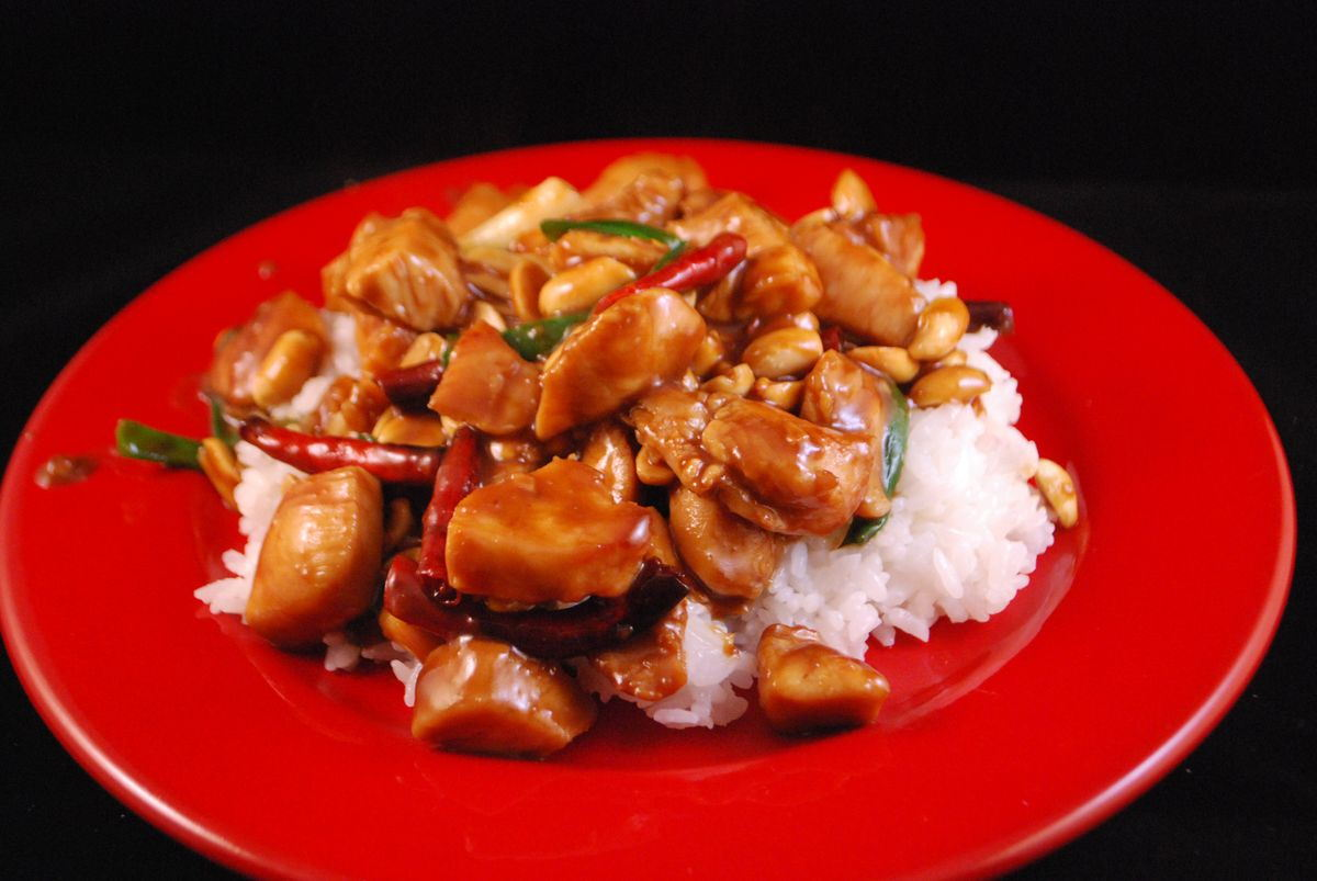 Kung Pao Chicken - SavoryReviews