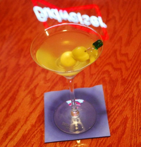 The Perfect Dirty Martini
