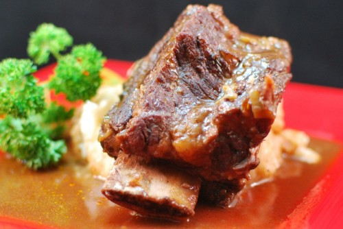 Braised Short Rib