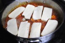 Top with Mozzarella