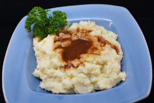 Goat Cheese Mash