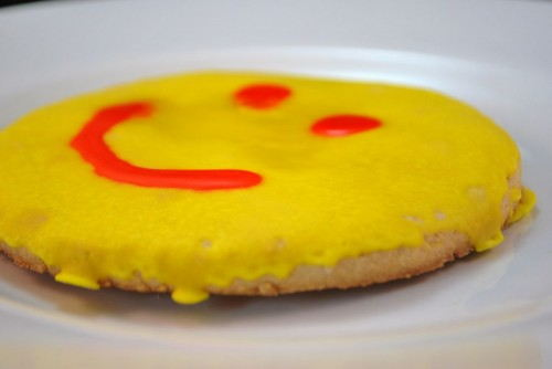 The Smiley Face Cookie