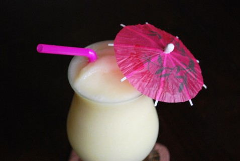 Passion Fruit Pina Colada