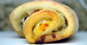 Garlic Bread Roll