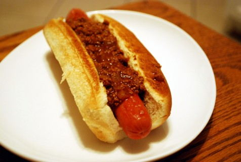 The Chili Dog