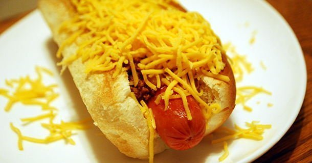 Coney Island Chili Dog