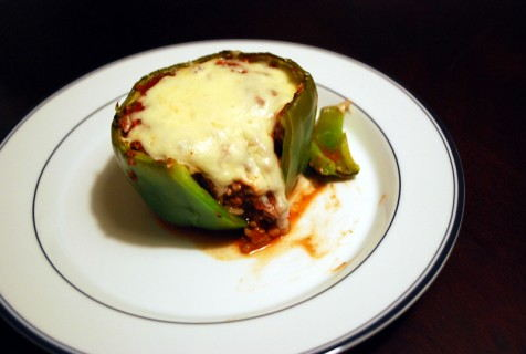 The Stuffed Pepper