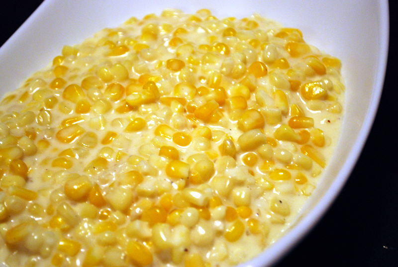 Creamed Corn - SavoryReviews by Rex BBQSavoryReviews by Rex BBQ
