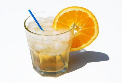 Bourbon Breeze Cocktail
