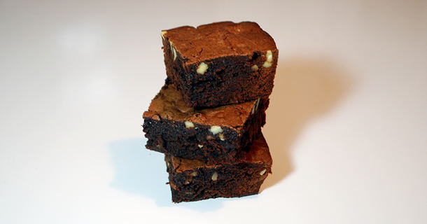 Summertime Picnic Brownies