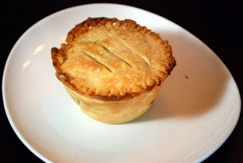 Perfect sized pot pies
