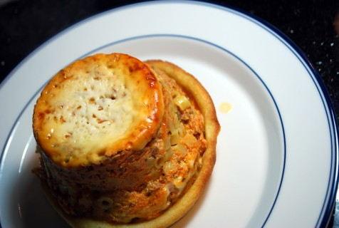 Baked Ziti Pot Pie