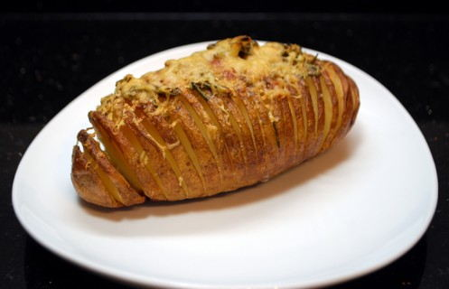 The Hasselback Potato