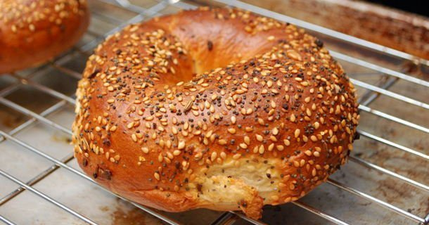 How to easily thaw bagels