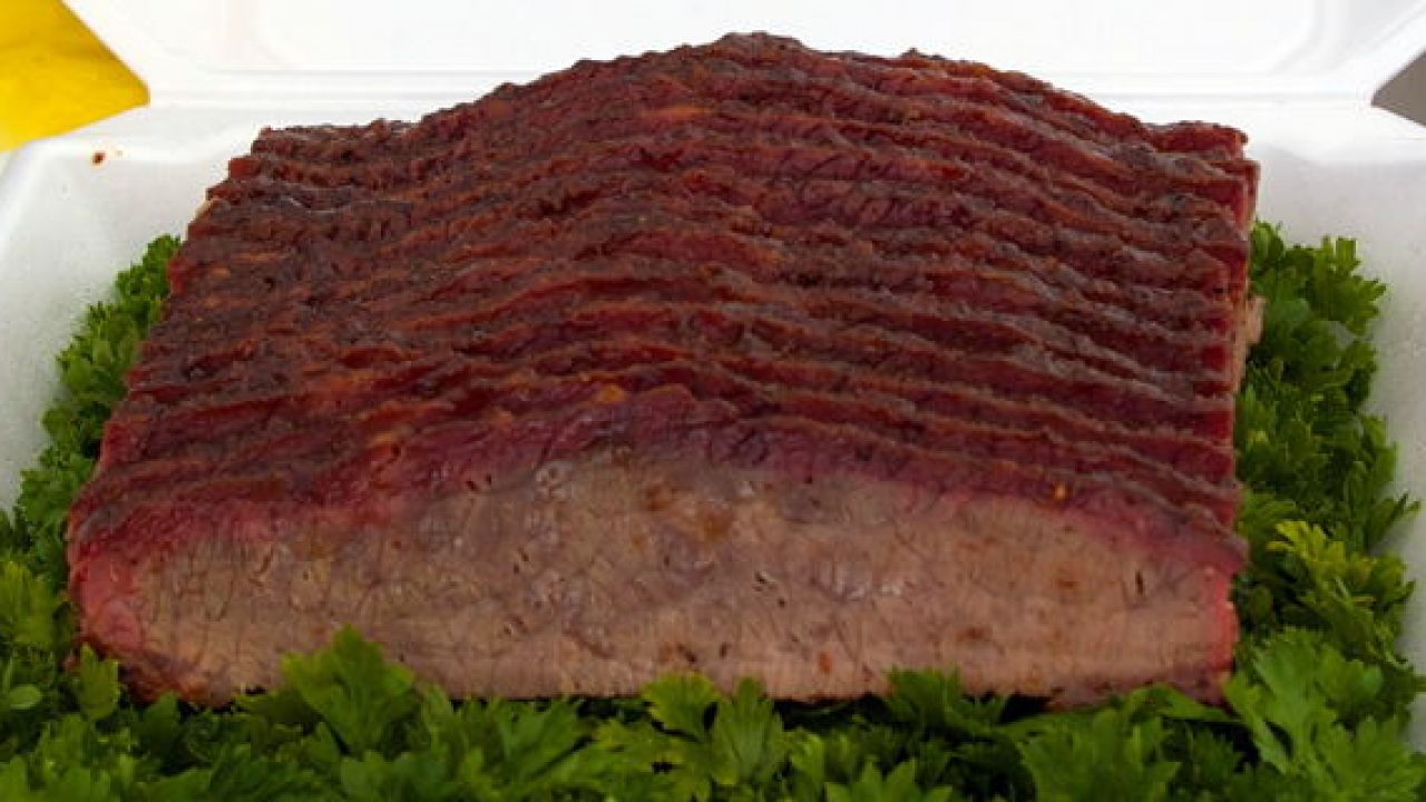 Competition Beef Brisket - SavoryReviews
