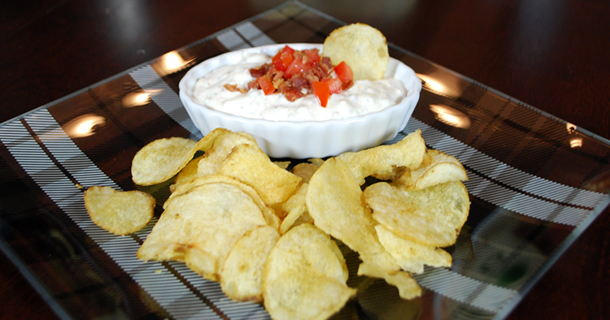 The Wedge Kettle Chip Dip