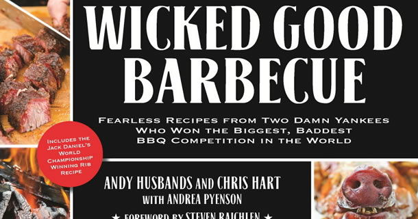Wicked Good Barbecue – Book Review