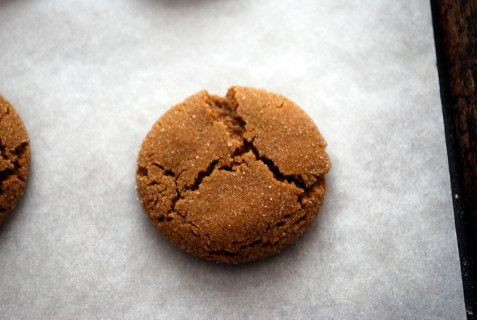 Perfect Molasses Cookies