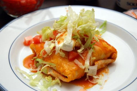 The perfect little enchilada