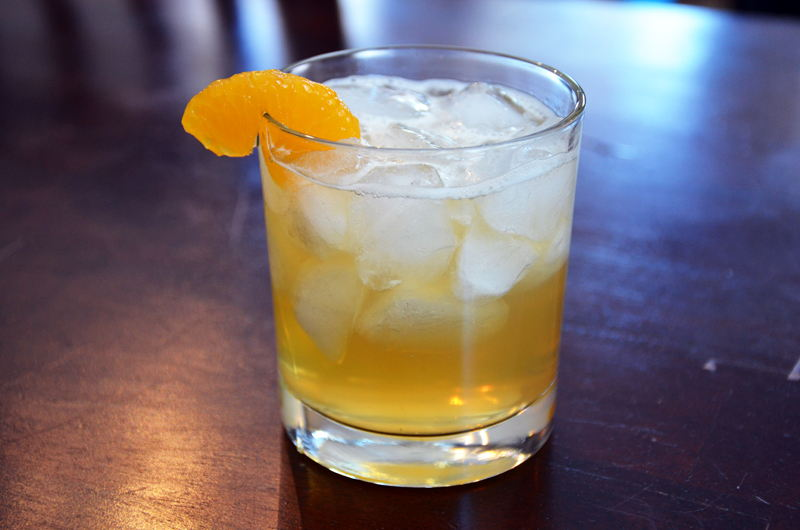 Thirsty Thursday – Busted Brown Cocktail