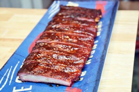 County Grill Sauced Ribs
