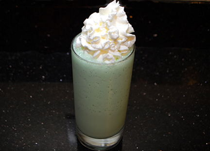 Shamrock Shake – From the Archives