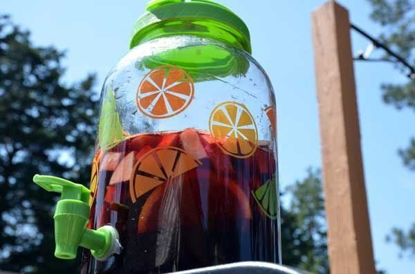 Bill's Sangria – Thirsty Thursday!