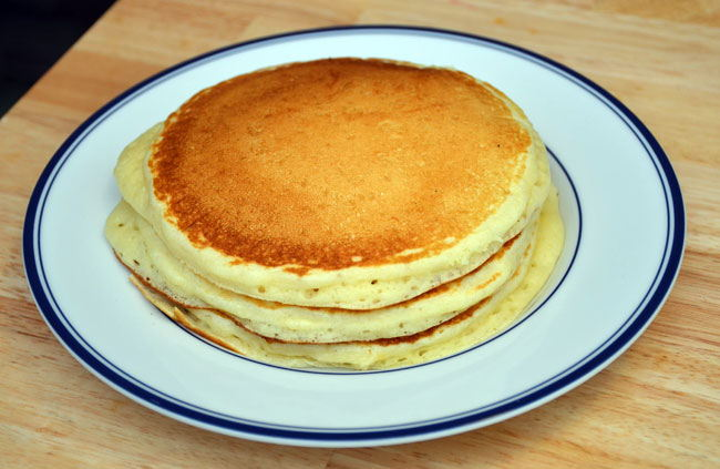 Easy Buttermilk Pancakes