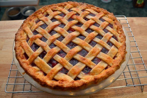 Food Processor Pie Crust