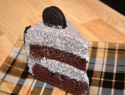The perfect oreo cake