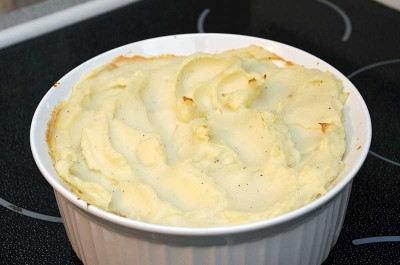 Thanksgiving Leftover Shepherd's Pie