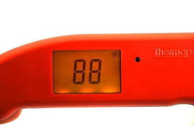 Thermapen Mk4 backlit display