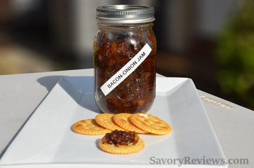 Bacon Onion Jam