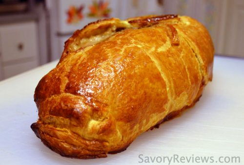 Fully Cooked Beef Wellington