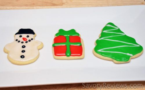 Makes amazing cookie treats