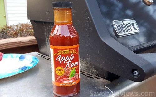 Silverton Foods Apple Rum Sauce