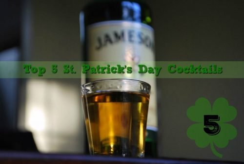 St Patrick's Day Top 5