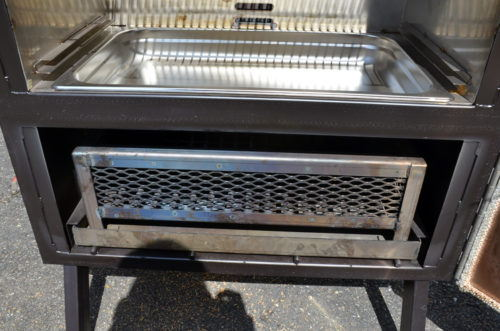 Shotgun Smoker Water Pan