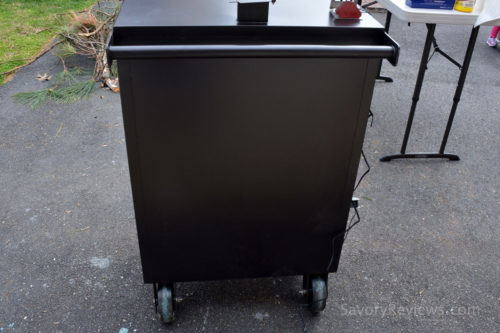 Shotgun Smoker Rear