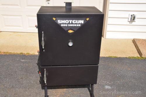Shotgun BBQ Smoker